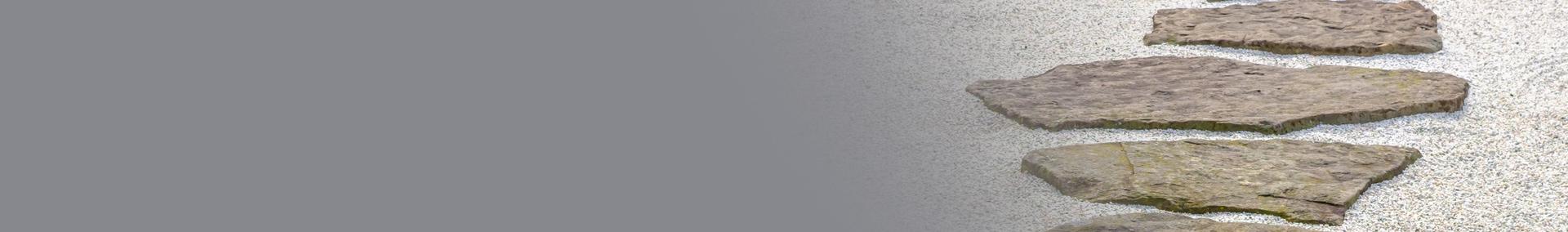 baner kamień ścieżkowy